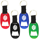 Bottle Buddy Keychains